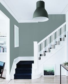 The PPG Voice of Color®, 2016 Paint Color of the Year Paradise Found is a… Green Paint Colors, Bedroom Paint Colors, Wall Colors, House Colors, Shades Of Grey Paint, 50 Shades, Family Room Colors, Modern Interior Design, Interior Ideas