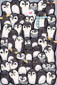 Cute designs of D Penguin Wallpaper oviyahdwallpaper Penguin Art, Penguin Love, Cute Penguins, Animals And Pets, Baby Animals, Cute Animals, Funny Wallpapers, Animes Wallpapers, Winter Wallpapers