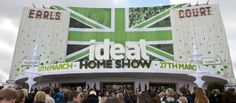 Come and see us at Ideal Home Show Christmas