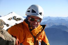 Ivan Pegorari, Mountain Guide. Every day is a good day up in the mountains!