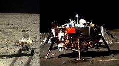 China centra su poderío espacial en la Luna -( La Chine  concentre sa puissance spatiale sur la Lune ) Publié le 14 aout 2014 par ABC.es . Cela montre que la Chine fait parler d'elle à l'échelle internationale ,  ici en Espagne