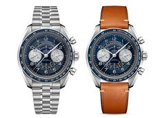 Omega - Speedmaster Chronoscope | Time and Watches | The watch blog Watch Blog, Omega Speedmaster, Sport Watches, Chronograph, Product Launch, Sporty, Accessories, Jewelry Accessories