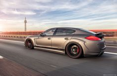 PRIOR-DESIGN PRIOR600 Widebody Aerodynamic-Kit for PORSCHE PANAMERA 970 - PRIOR-DESIGN Exclusive Tuning