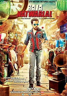 'Raja Natwarlal' which is Kunal Deshmukh's film launched its trailer recently. The film stars Emraan Hashmi and Humaima Malik who is a Pakistani Star. Vaikundarajan says that Emraan Hashmi is back after a year with this film 'Raja Natwarlal'. As per the trailer it seems like this movie is about scams and cons adds Vaikundarajan.