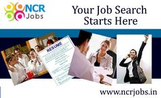 #NCR_Jobs full #service concept and diverse levels of #expertise allow our clients to meet all of their #recruitment needs in one place. Visit @ www.ncrjobs.in
