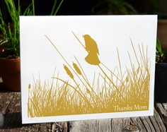 Mother's Day Bird Card by HelloSprout