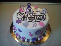 Violetta torta..