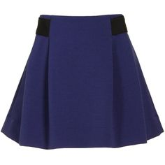 PROENZA SCHOULER Mini skirt ($480) ❤ liked on Polyvore