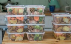 Meal planning is one of the easiest things you can do to set yourself up for healthy eating success. Whether you plan a few days at a time, a week or ...