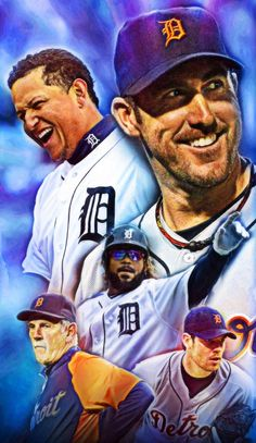 Detroit Tigers, how can you not love them?!