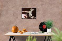 Pet Portrait: Smooth Collie original art - pet lover gift - pet memorial - custom dog portrait - pet painting - personalized pet by Kleckerlabor