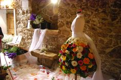 Precioso vestido de margaritas (2012)