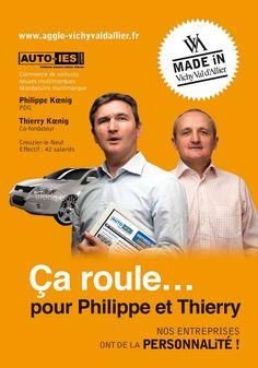 Nouvelle campagne de communication économique de Vichy val d'Allier | Actualité Vichy Corporate Communication, Movie Posters, Gingham, Rural Area, Film Poster, Billboard, Film Posters