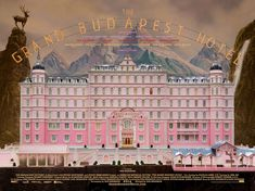 Literature is Liberty: The Grand Budapest Hotel/《歡迎來到布達佩斯大飯店》:人來的繁華,樓空的沒落