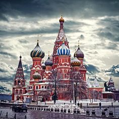 Moscovo - Rússia