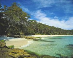 Booderee National Park meaning 'Bay of Plenty' in Australia.
