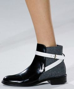 Best Runway Shoes from the Fall 2015 Shows - Boss