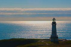 Lighthouse serene by William Edmonds, via 500px - Yaquina Head, Newport, Or.