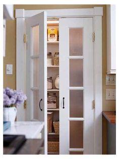 Bathroom Windows, Bathroom Doors, Bathroom Closet, Glass Bathroom, Bathroom Ideas, Diy Bathroom, Bathroom Laundry, Master Bathrooms, Remodel Bathroom