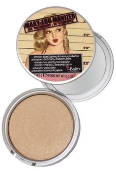 Mary-Lou Manizer, best highlighter, and a little goes a LONG way, so it´ll last a very long time
