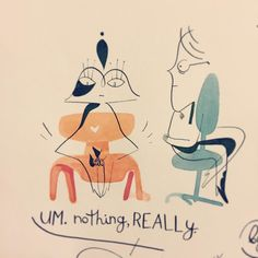 From my improvised & constrained comic about Eames (and) therapy for an…