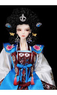 Model Doll - Haram : Lisa Rubik - LE10