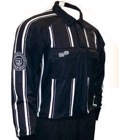 e2d6256b1 Pro USSF Longsleeve Referee Shirt Soccer Referee Gear