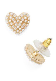 After Your Heart Earrings | Mod Retro Vintage Earrings | ModCloth.com