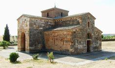 Unos amigos de Paradores: La leyenda del templo visigodo de San Pedro de la Nave - Zamora