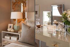 Lancaster Gate Show Apartment - Master Bedroom Details - Interior Design by Intarya – Interior Design by Intarya