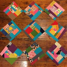 From 1970's  Skirt to Potholders