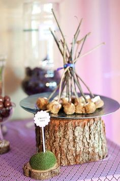 Glamping (glamorous camping) Party.  Way over the top.. but some great ideas