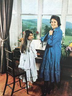 Take a Peek Inside Laura Ashley's 1976 Print-Crazy Home  - CountryLiving.com