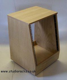 12U oak veneer | Flickr - Photo Sharing!