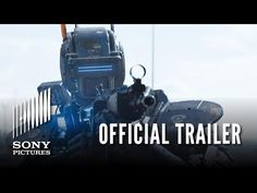 CHAPPIE 2015 (Official Trailer) » DailyFunFeed