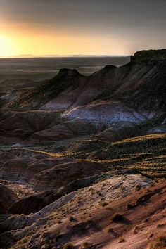 Kokopelli's Garden, Painted Desert, Arizona  #Arizona #PaintedDesert #KokopellisGarden