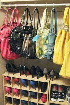Purse & Shoe's Organization