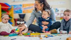 Baby Talk: Tips for Talking with Infants in the Classroom Short Conversation, Infant Classroom, Challenges To Do, Effective Teaching, Classroom Training, Good Student, Teacher Hacks, Early Childhood Education, Working With Children