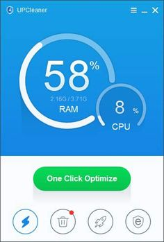 computer use upcleaner to being speed up