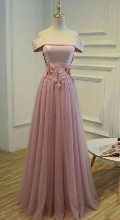 Pink Prom Dresses, Long Evening Dresses, Cheap Pink Long Party Evening Dress 2017 Lace Up Women Formal Prom Gown Pink Party Dresses, Prom Dresses 2018, Tulle Prom Dress, Cheap Prom Dresses, Lace Dress, Bridesmaid Dresses, Dress Long, Wedding Dresses, Pink Dress