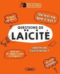 Questions De Laicite Grand Format Laicite Questions Frontieres