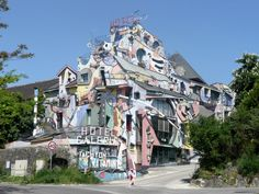Hotel in Bratislava, Slovakia Outdoor Sculpture, Outdoor Art, Unusual Holidays, Strange Places, Roadside Attractions, Worldwide Travel, Gaudi, Amazing Destinations, Places To See