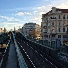 Berlin Underground which sometimes is over ground.