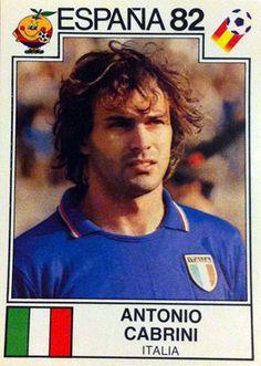 Antonio Cabrini, mundial España 1982.
