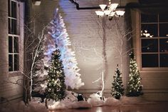 Christmas Wedding Ideas - Winter Weddings | Wedding Planning, Ideas & Etiquette | Bridal Guide Magazine