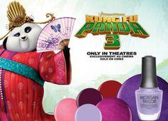 free stuff | Beauty Blitz                 KUNG FU PANDA NAIL POLISH