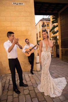 Trendy Wedding Dresses : Seville: The Latest Berta Wedding Dress Collection 2nd Wedding Dresses, Bridal Dresses, Wedding Wear, Trendy Wedding, Dream Wedding, Bridal Collection, Dress Collection, Couture Collection, Berta Bridal