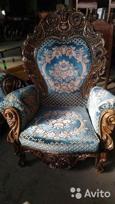 Комплект мягкой мебели. Италия— фотография №5