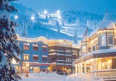 Silver Star Ski Resort, Canada