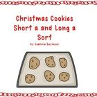This product consists of 2 cookie sheets labeled with Short a and Long a, 20 Christmas cookies labeled with 10 short a words and 10 long a words (w...